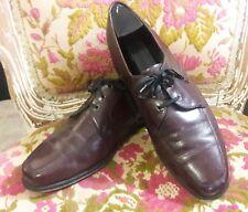 Florsheim Men's Brown Leather Oxford Shoes 9E Usa