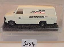 Praliné 1/87 Nr. 2428 Ford Transit Kasten Gotano Weinkeller OVP #3164