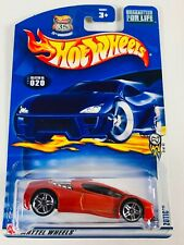 2003 Hot Wheels #020 Zotic First Edition Series W/ PR5 Wheels on Highway 35 Card