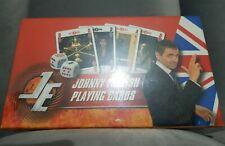 JOHNNY ENGLISH PLAYING CARDS & POKER DICE CARTA MUNDI BOXED new