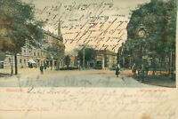 Ansichtskarte Mannheimer Schwetzinger Straße 1903   (Nr.755)