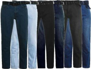 ✅ 👖 PIERRE CARDIN Herren lange Jeans Hose Blau Schwarz Grau Straight Fit Gerade