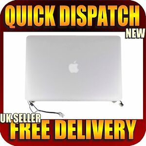 """APPLE MACBOOK PRO A1398 Laptop Retina Display 15"""" Full LCD Assembly"""