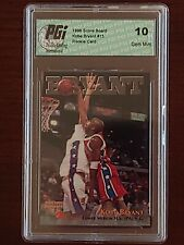 1996 97 Kobe Bryant Lakers The Score Board #15 Rookie Card PGi Grade 10 GEM MINT