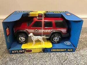 1997 NYLINT Emergency 4x4 Chevrolet FIRE Truck 6730 (New BOXED Stock) tonka