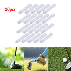 20pcs Lead Tapes to Add Swing Weight for Golf Club Tennis Racket Iron Putte