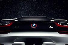 VORSTEINER BMW i8 VR-E CARBON FIBER CF AERO REAR UPPER DUCKTAIL SPOILER