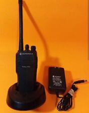 Motorola CP200 VHF Radio 146-174 Mhz 4 channels
