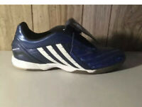 Adidas Absolado Indoor Predator Blue/White Soccer Shoes Sneakers Mens 13