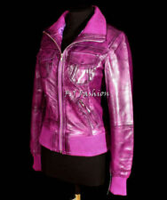 Leather Bomber Dry-clean Only Coats, Jackets & Vests for Women