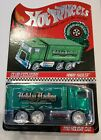 Hot Wheels Red Line Club Exclusive Hiway Hauler 2010 Holiday Car with protector