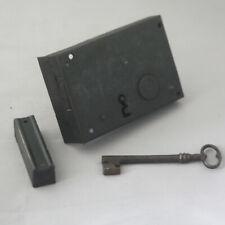 Antique Georgian Front Door Lock