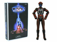 Tron 7� Figure Sealed Retro-Movie Vhs Package Sdcc 2020 Diamond Select