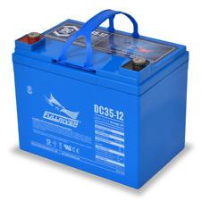 BAFRDC35-12 Fullriver Full Force AGM Deep Cycle Batteries 35AH/12V Quantity 1