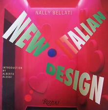 NEW ITALIAN DESIGN Alessi Antonio Citterio Michele De Lucchi Marco Zanuso Zanini