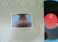 Oregon ORIG US LP Roots in the sky NM '79 Elektra 6E224 Jazz Post Bop World