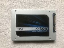"""Crucial M550 512GB 2.5"""" Sata 6Gb/s SED SSD CT512M550SSD1 Solid State Drive"""