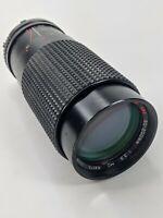 Albinar ADG 80-200mm 1:3.9 Camera Lens Minolta MD Mount