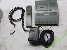 Dictaphone 1740D Desktop Mini Cassette Dictation Inc. Warranty - Reconditioned