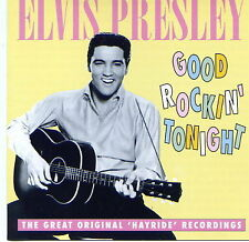 ELVIS PRESLEY - rare CD album - UK -