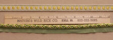 LOT OF 2 BRAID AND CORD TRIMS GOLD LIGHT GREEN TR 299