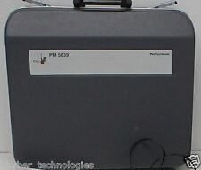 Philips PM5639 Colour Analyser in Carry Case
