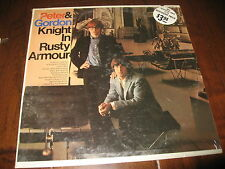 Peter & Gordon SEALED Record A Night in Rusty Armour Capitol Mono Original