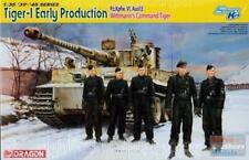 Dragon Models USA 1/35 Tiger I Early Eastern Front 1944 Smart Kit Dml6730