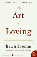 The Art of Loving by Erich Fromm (2006, Paperback)