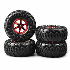 4X 1:10 Bigfoot Monster Truck Tires&Wheel 130mm For Hpi Hsp Traxxas Summit Rc
