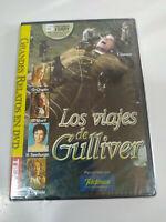 Los Viajes de Gulliver Omar Sharif - DVD Slim REGION All Nuevo