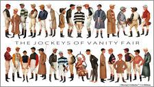The Jockeys of Vanity Fair Art Print - Horseracing - Equestrian Decor