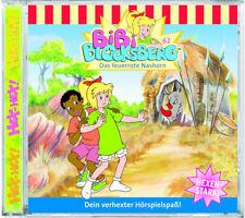 Bibi Blocksberg - Das feuerrote Nashorn - Folge 62 - Hörspiel - CD - *NEU*
