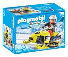 PLAYMOBIL® Family Fun - Schneemobil - 9285 - NEU