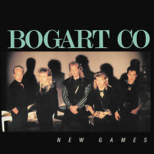 Bogart Co. NEW GAMES 14-track Expanded Edition CD Secret Service Finnish AOR