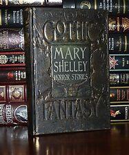 Mary Shelley Horror Stories Frankenstein Ghosts Vampyre New Deluxe Hardcover