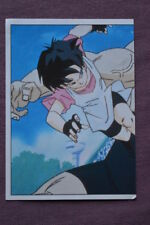 VIGNETTE STICKERS PANINI  DRAGONBALL Z TOEI ANIMATION N°102