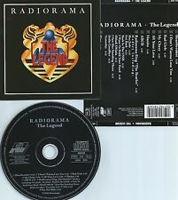 RADIORAMA-THE LEGEND-1988-GERMANY-ARIOLA RECORDS 259145-CD-MINT-