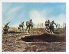 Soldiers German shock troops France Deutsches Heer WWI WELTKRIEG 14/18 CHROMO