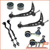 KIT COMPLETE 8 PARTS SUSPENSION TRACK CONTROL ARMS BMW 3 SERIES E36 FRONT AXLE