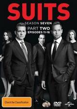 Suits : Season 7 : Part 2 (Blu-ray, 2018, 2-Disc Set)