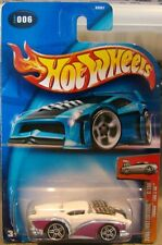 Hot Wheels 2004 First Edition #6 of 100 1:64 2003 Car Chevy Tooned Two 2 Go