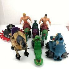 He Man Masters Of The Universe Assault Vehicle & Action Figures MOTU Lots of 9