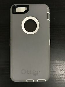 Otterbox Defender Series Case for iPhone 6 & iPhone 6s GLACIER Gray