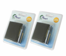 2X Battery for Canon Camera  E2 XL2 XF300 XF305 XL H1A XH G1S A1S 7500mAh Two