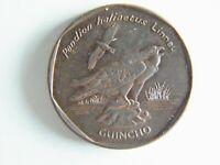 Moneda 5 Escudos Cabo Verde 1994 Cobre - Coin  Africa