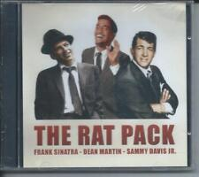 2 CD The Rat Pack Dean Martin Sammy .Davis Jr, Frank Sinatra Neuf sous cello