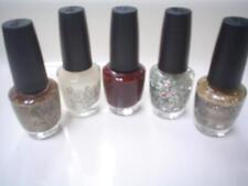 OPI Nail Polish Lot Set of 5 Mariah Carey  Mixed Lot Full Size 0.5 fl.OZ. Each