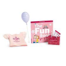 💕 American Girl Doll Party Goody Sac Parfait Anniversaire Traiter Ballon T-shirt 💕