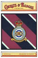 Postcard RAF Royal Air Force No.2 Squadron Crest Badge No.18 NEW BK18